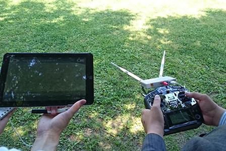 システムウェーブの空撮特徴