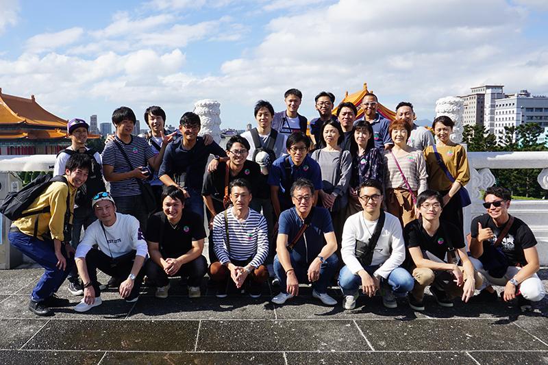 台湾集合写真